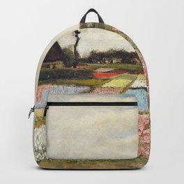 The flower grower - Vincent van Gogh Backpack