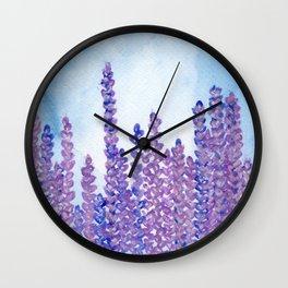 Lavender Field - Mom's favorite Wall Clock