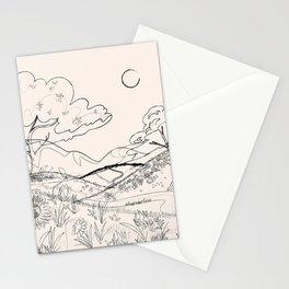 Landscape 02 Stationery Cards