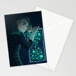 Personas Estrelladas: 12 Reloj de Arena Stationery Cards