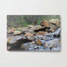 Oak Creek No. 1 Metal Print