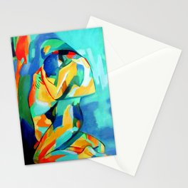 """""""Embrace"""" Stationery Cards"""
