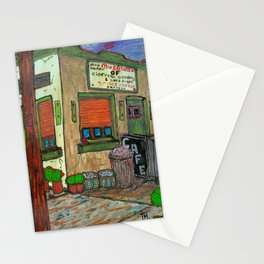 Grilled Cheese & Museum  Stationery Cards