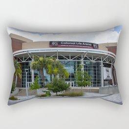 Colonial Life Arena, Columbia, SC Rectangular Pillow