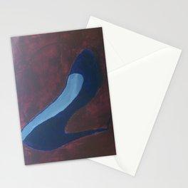 Blue Pump Stationery Cards