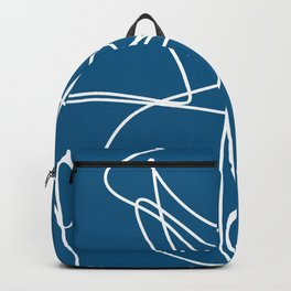 Spaghetti - Blue Backpack