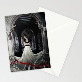 The Dream of Artemis Stationery Cards