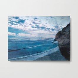 Coast 9 Metal Print