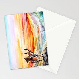 """""""Sunset"""" Stationery Cards"""