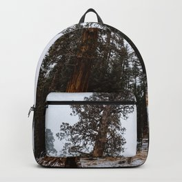 General Sherman Standing Guard Backpack