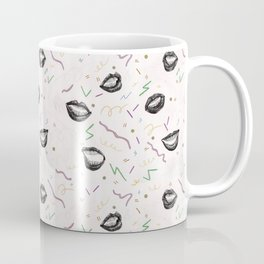 Speech Signals: Alternate Colour by Chrissy Curtin Coffee Mug