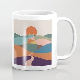 Cat Landscape 65 Coffee Mug