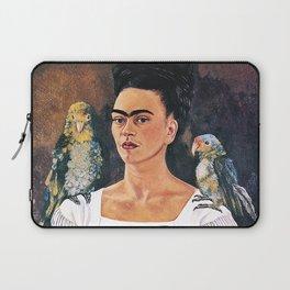 Frida Kahlo Birds Laptop Sleeve