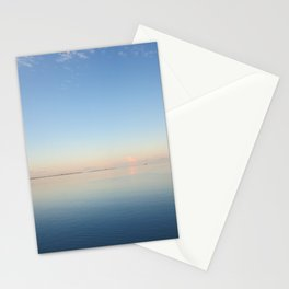 Reflections upon Micronesia's oceans Stationery Cards