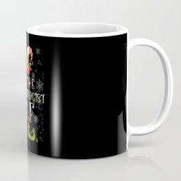 Archaelogist Elf Christmas Coffee Mug