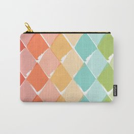 Vibrant summer pattern Carry-All Pouch