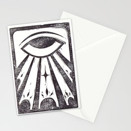 Clarity (White) Stationery Cards