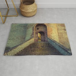 Medieval Fortress Rug
