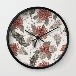 Telopea Wall Clock
