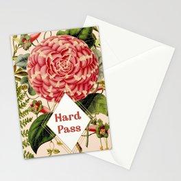 Hard Pass  Stationery Cards