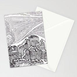Where Angels Sleep Stationery Cards