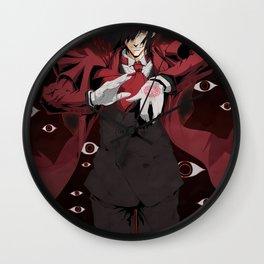 Hellsing Alucard Wall Clock