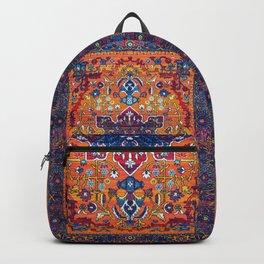 N86 - Vintage Boho Berber Moroccan Handmade Style Design. Backpack