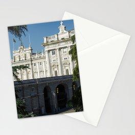Palacio Real de Madrid Stationery Cards