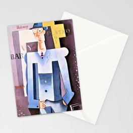 Josef Capek - Mr. Myself - Digital Remastered Edition Stationery Cards