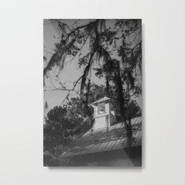 Spectre, AL Metal Print