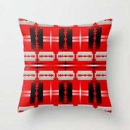Buffalo Factory – Blade Blanket #2 Throw Pillow