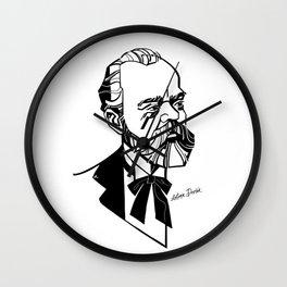 Antonín Dvořák Wall Clock