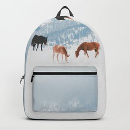 Winter Pastures Backpack