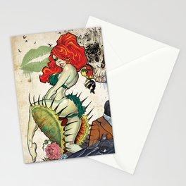 El Beso Mortal Stationery Cards