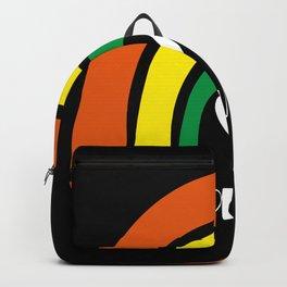 Mama Rainbow Mom Baby Pregnancy Backpack