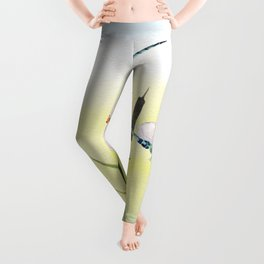 Dragonfly Party  Leggings