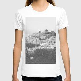 Santorini Island T-shirt
