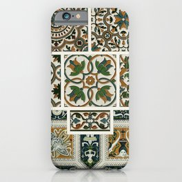 Lʹ Ornement Polychrome iPhone Case