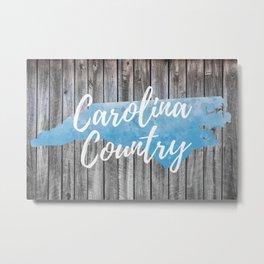 Carolina Country Barn Wall Gifts Metal Print