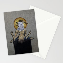 Strange Ritual Stationery Cards