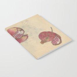 Pomegranates Notebook