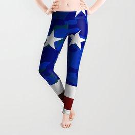 Stars & Stripes (Camouflage) Leggings
