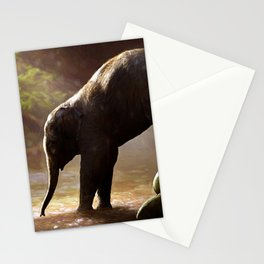 A Loving Nudge Stationery Cards