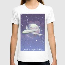 book a flight today T-shirt