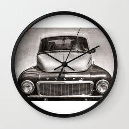 Vintage Automobile  Wall Clock