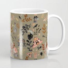 Gothic Novel Coffee Mug