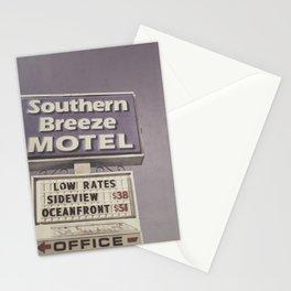 Southern Breeze Motel Stationery Cards