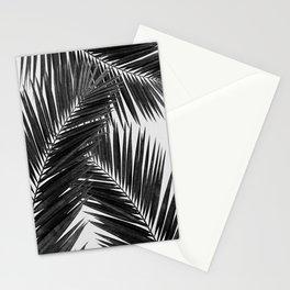 Palm Leaf Black & White III Stationery Cards