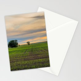 Montana June Prairie 11 Stationery Cards