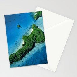 Angel Serenity Island: Palau Tropical Paradise Stationery Cards